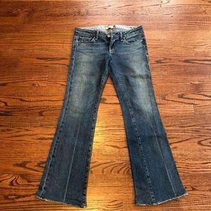 Paige Laurel Canyon bootcut jeans- size 28